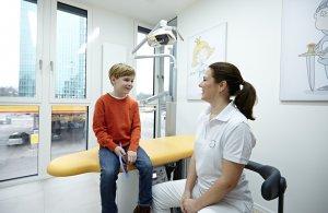 Kinderzahnheilkunde Gespräch Medicum