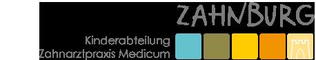 Die Zahnburg Logo